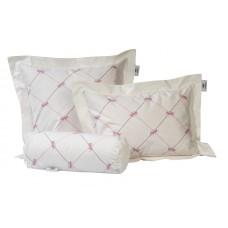 Kussenset van 3 kussens Pink, Nicolientje